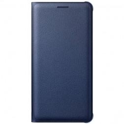 """Samsung"" Flip Wallet Cover atverčiamas dėklas - mėlynas (Galaxy A5 2016)"