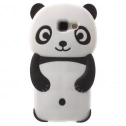 Žaismingas silikoninis dėklas - panda (Galaxy A5 2016)