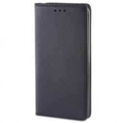 """""""Shell"""" solidus atverčiamas dėklas - juodas (Galaxy A5 2016)"""