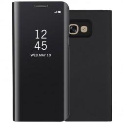 Plastikinis atverčiamas dėklas - juodas (Galaxy A5 2017)