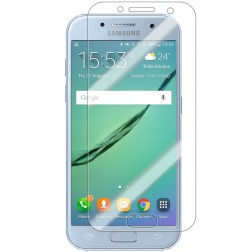 """""""ISME"""" apsauginė ekrano plėvelė (pilnai dengianti) - skaidri (Galaxy A5 2017)"""