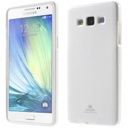 """Mercury"" dėklas - baltas (Galaxy A5 2015)"