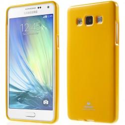 """""""Mercury"""" dėklas - geltonas (Galaxy A5 2015)"""