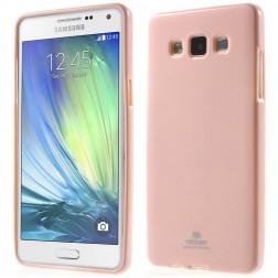 """""""Mercury"""" dėklas - šviesiai rožinis (Galaxy A5 2015)"""