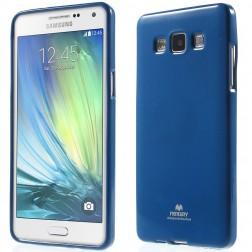 """""""Mercury"""" dėklas - tamsiai mėlynas (Galaxy A5 2015)"""
