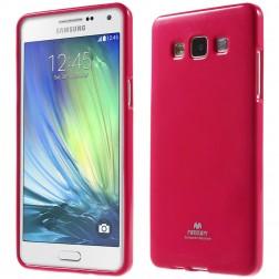 """""""Mercury"""" dėklas - tamsiai rožinis (Galaxy A5 2015)"""