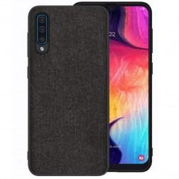 """Fashion"" kieto silikono (TPU) dėklas - rudas (Galaxy A50)"