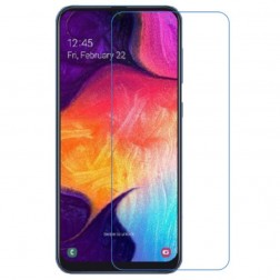 """""""ISME"""" apsauginė ekrano plėvelė (pilnai dengianti) - skaidri (Galaxy A50)"""