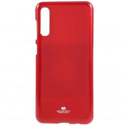 """""""Mercury"""" dėklas - raudonas (Galaxy A50)"""