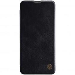 """""""Nillkin"""" Qin atverčiamas dėklas - juodas (Galaxy A50)"""