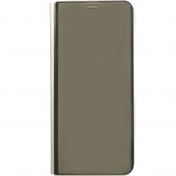 Plastikinis atverčiamas dėklas - auksinis (Galaxy A51)