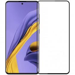 """""""Mocolo"""" Tempered Glass apsauginis ekrano stiklas 0.26 mm - juodas (Galaxy A51)"""