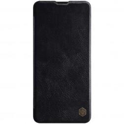 """""""Nillkin"""" Qin atverčiamas dėklas - juodas (Galaxy A51)"""