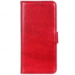 Atverčiamas dėklas - raudonas (Galaxy A51)