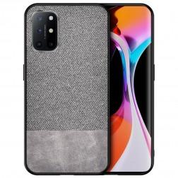 """Bi-Color"" Splicing dėklas - pilkas (Galaxy A52 / A52s)"