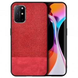 """Bi-Color"" Splicing dėklas - raudonas (Galaxy A52 / A52s)"