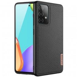 """Dux Ducis"" Fino dėklas - juodas (Galaxy A52)"