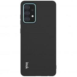 """""""Imak"""" kieto silikono (TPU) dėklas - juodas (Galaxy A52 / A52s)"""