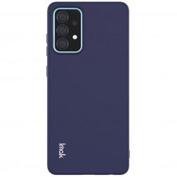 """""""Imak"""" kieto silikono (TPU) dėklas - mėlynas (Galaxy A52 / A52s)"""