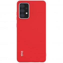 """""""Imak"""" kieto silikono (TPU) dėklas - raudonas (Galaxy A52 / A52s)"""