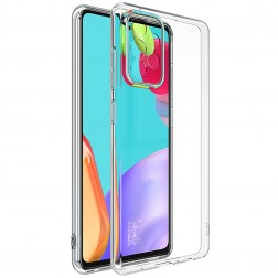 """""""Imak"""" kieto silikono (TPU) dėklas - skaidrus (Galaxy A52)"""