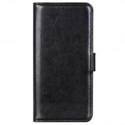 Atverčiamas dėklas - juodas (Galaxy A52)