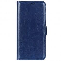 Atverčiamas dėklas - mėlynas (Galaxy A52)