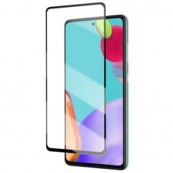 """Mocolo"" 2.5D Tempered Glass apsauginis ekrano stiklas 0.26 mm - juodas (Galaxy A52 5G / A52 4G)"