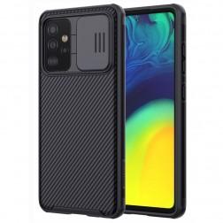 """Nillkin"" CamShield dėklas - juodas (Galaxy A52)"