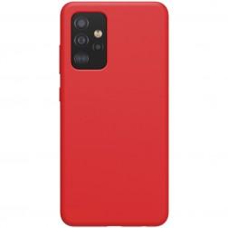 """""""Nillkin"""" Flex dėklas - raudonas (Galaxy A52)"""