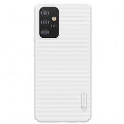 """Nillkin"" Frosted Shield dėklas - baltas (Galaxy A52)"
