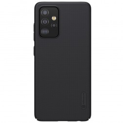 """Nillkin"" Frosted Shield dėklas - juodas (Galaxy A52)"