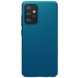 """Nillkin"" Frosted Shield dėklas - mėlynas (Galaxy A52)"