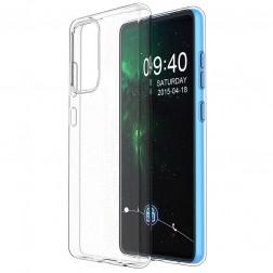 Ploniausias TPU dėklas - skaidrus (Galaxy A52)