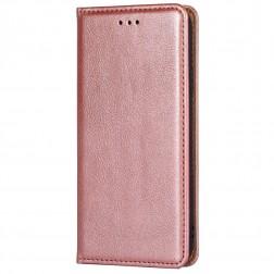 Solidus atverčiamas dėklas - rožinis (Galaxy A52 / A52s)