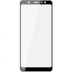 """""""Mocolo"""" Tempered Glass apsauginis ekrano stiklas 0.26 mm - juodas (Galaxy A6 2018)"""