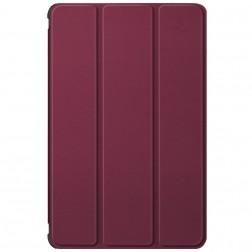 Atverčiamas dėklas - bordo (Galaxy Tab A7 10.4 2020)