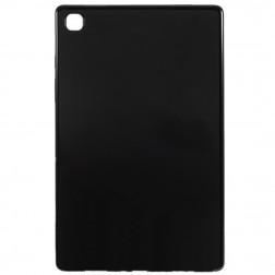Kieto silikono (TPU) dėklas - juodas (Galaxy Tab A7 10.4 2020)