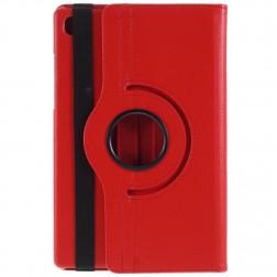 Atverčiamas dėklas (360°) - raudonas (Galaxy Tab A7 10.4 2020)