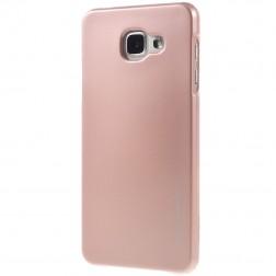 """""""Mercury"""" dėklas - rožinis (Galaxy A7 2016)"""