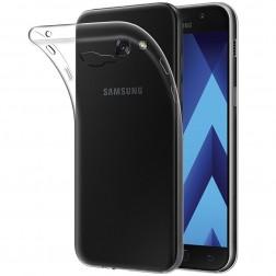 Ploniausias TPU dėklas - skaidrus (Galaxy A7 2017)