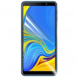 """""""Calans"""" apsauginė ekrano plėvelė - skaidri (Galaxy A7 2018)"""