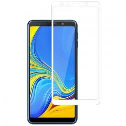 """Mocolo"" Tempered Glass apsauginis ekrano stiklas 0.26 mm - baltas (Galaxy A7 2018)"