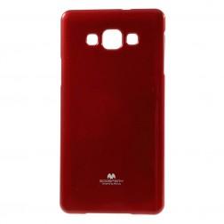 """""""Mercury"""" dėklas - raudonas (Galaxy A7)"""