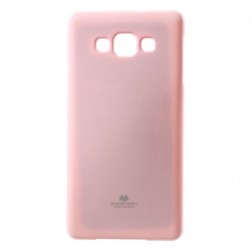 """""""Mercury"""" dėklas - rožinis (Galaxy A7)"""