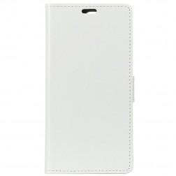Atverčiamas dėklas - baltas (Galaxy A70)