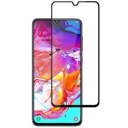 """""""Mocolo"""" Tempered Glass apsauginis ekrano stiklas 0.26 mm - juodas (Galaxy A70)"""