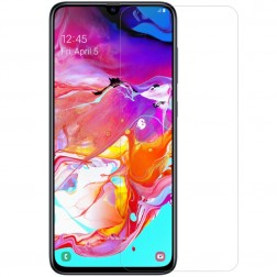 """Nillkin"" 9H Tempered Glass apsauginis ekrano stiklas 0.33 mm (Galaxy A70)"
