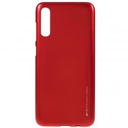 """""""Mercury"""" dėklas - raudonas (Galaxy A70)"""
