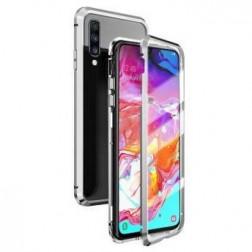 """""""Frame"""" magnetinis dėklas - skaidrus (Galaxy A70)"""